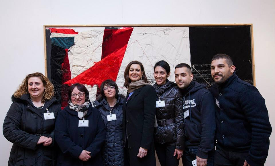 Il presidente della camera laura boldrini a ulassai for Presidente della camera attuale